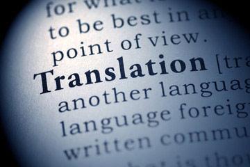 traducciones idiomas